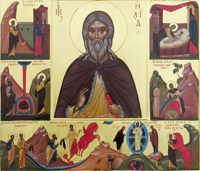 Agenda ierarhilor din Mitropolia Clujului, de sărbătoarea Sfântului Proroc Ilie Tesviteanul