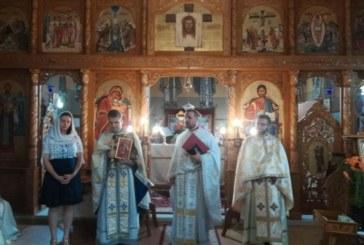 Instalarea noului preot din Parohia Rugășești, Protopopiatul Dej