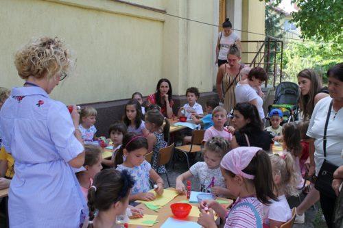 """Școala de vară """"Copilărie binecuvântată"""", la a VII-a ediție"""