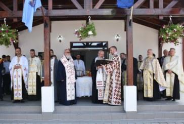 Sfințirea Capelei mortuare din localitatea Cășeiu, jud. Cluj