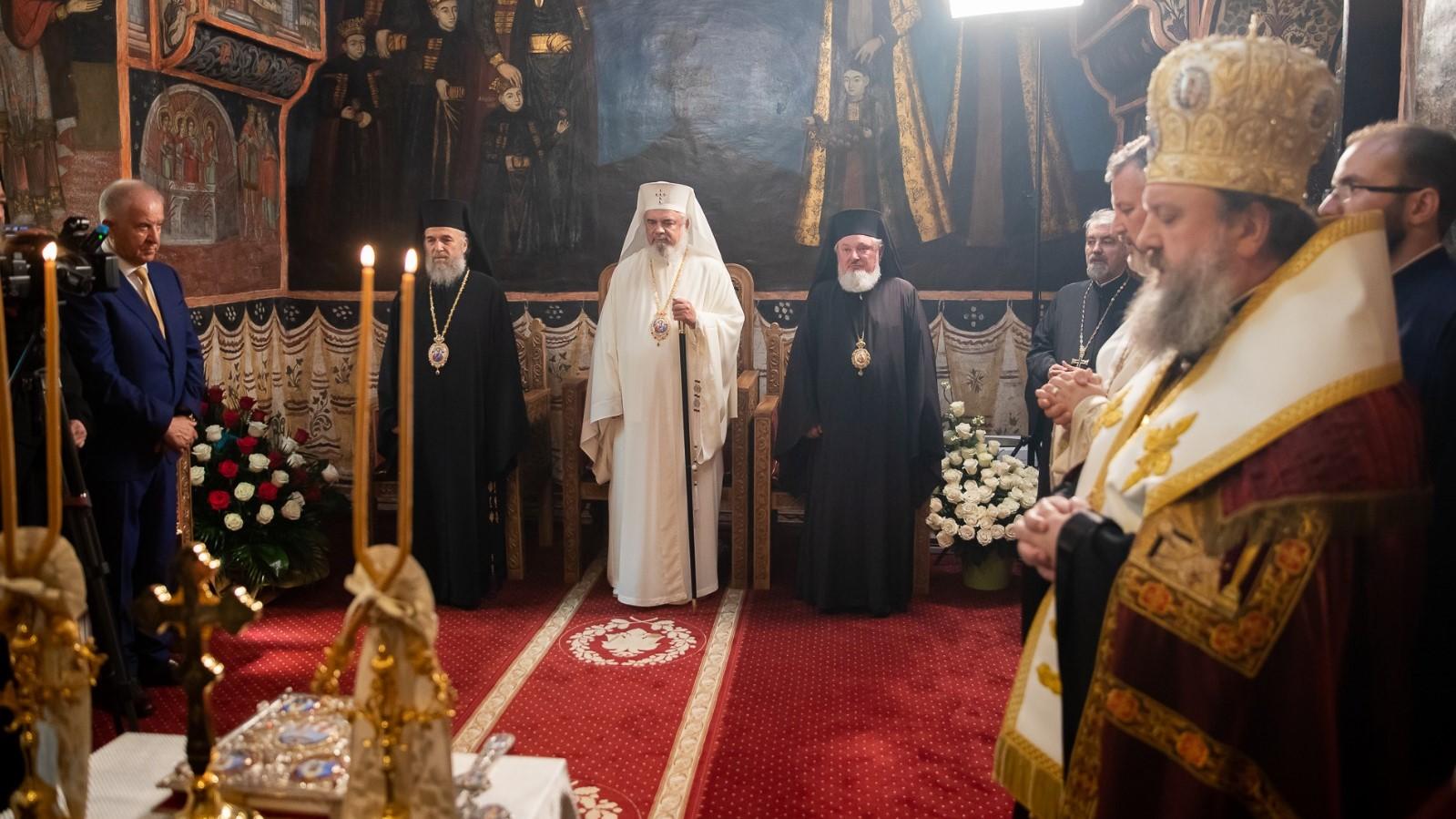 Mulțumiri aduse lui Dumnezeu în ziua de naștere a Patriarhului Daniel