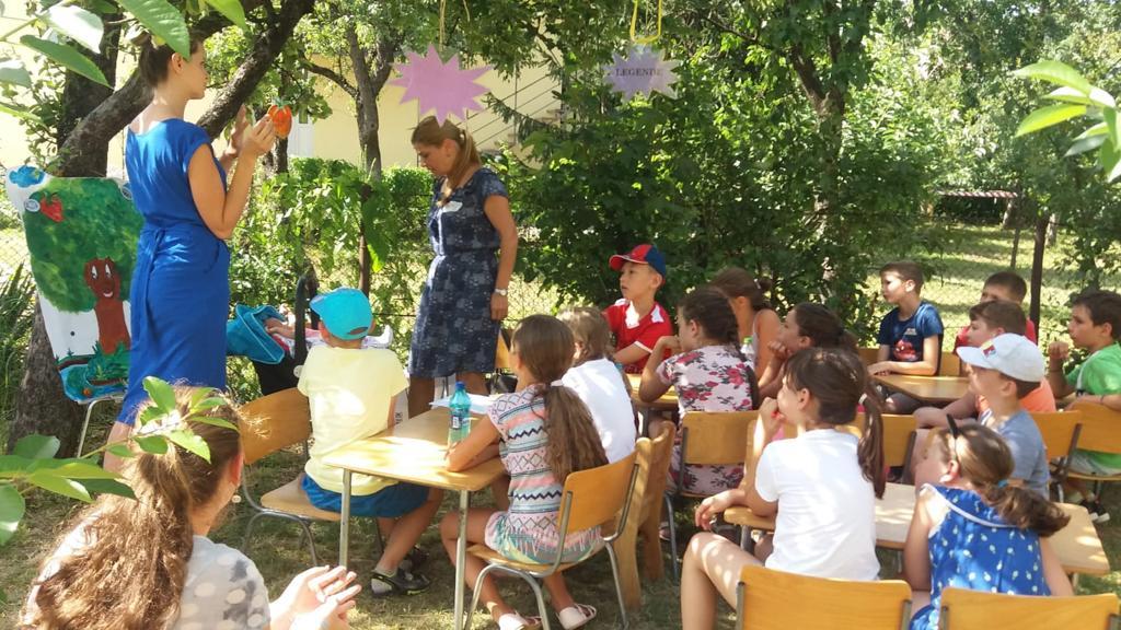 """Școala de vară """"Copilărie binecuvântată"""", la a 7-a ediție"""