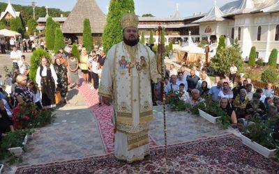 Episcopul Sălajului, prezent la hramul Mănăstirii Bic