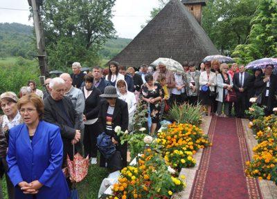Praznicul Adormirii Maicii Domnului la Mănăstirea Strâmba, Sălaj