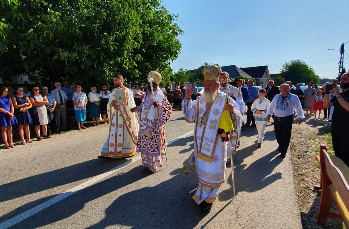Binecuvântare arhierească la Bârla, la 700 de ani de la prima atestare documentară a localității