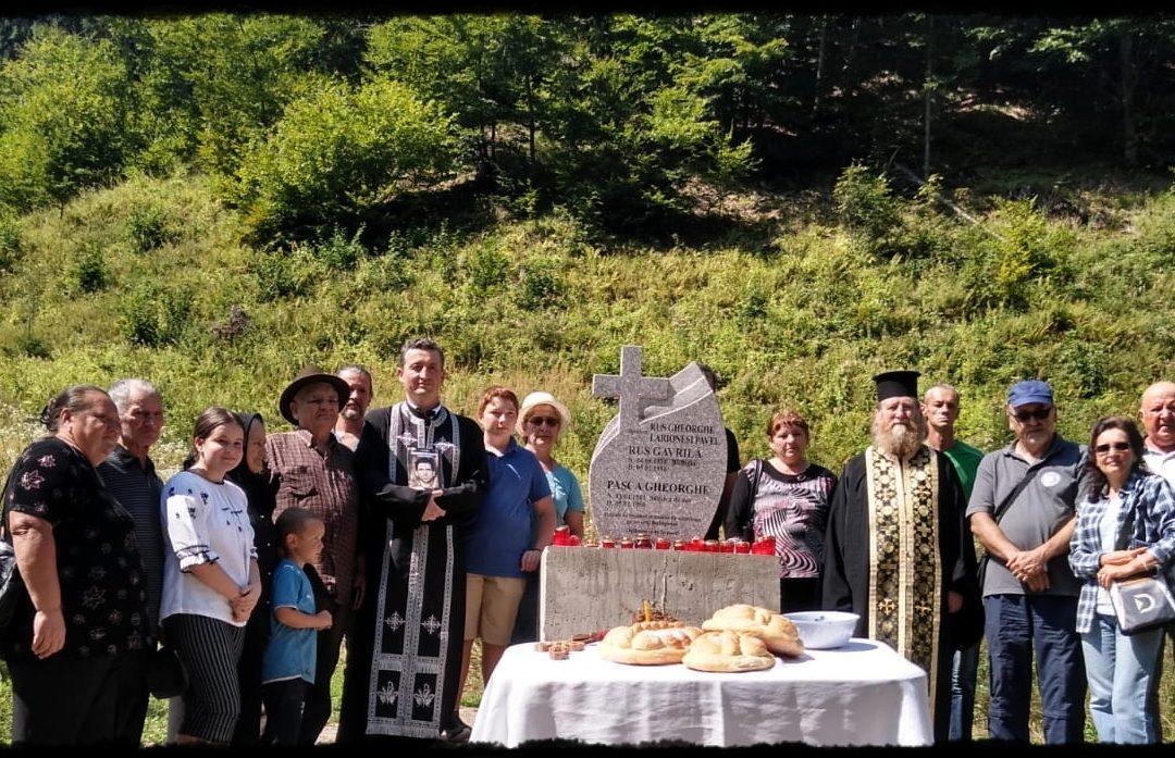 Două monumente comemorative, sfințite la Năsăud