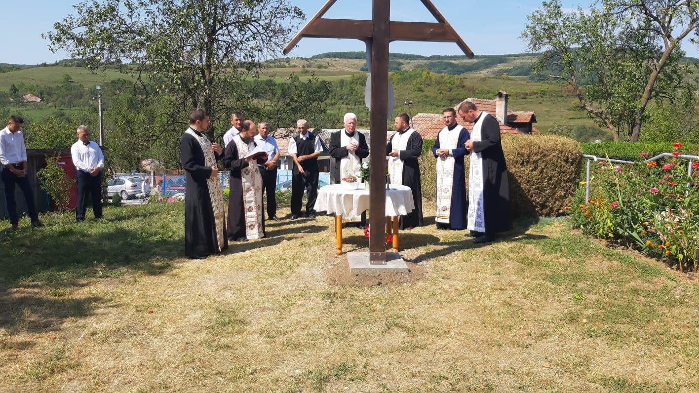 800 de ani de la prima atestare documentară a satului bistrițean Țentea