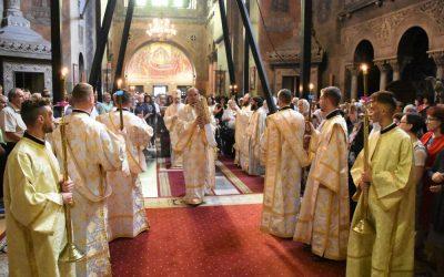 Duminica a VII-a după Rusalii, la Catedrala Mitropolitană din Cluj-Napoca