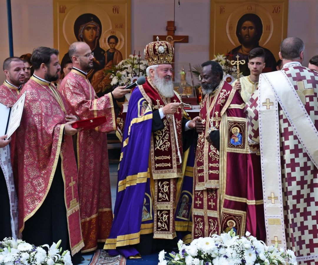 [FOTO] Vecernia Adormirii Maicii Domnului la Mănăstirea Nicula