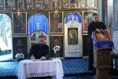 Preoții din Protopopiatul Ortodox Român Cluj 1 s-au întâlnit în ședință de lucru