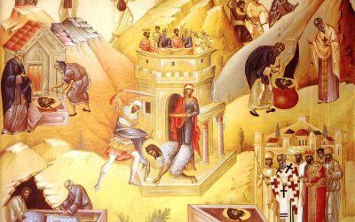Agenda ierarhilor din Mitropolia Clujului de praznicul Tăierii Capului Sfântului Ioan Botezătorul