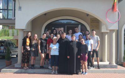 Peste 180 de tineri  în cele trei tabere organizate de către Liga tinerilor creștini ortodocși Dej și Protopopiatul Ortodox Dej