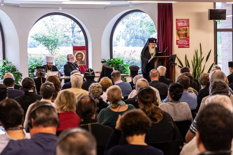 Mitropolitul Andrei a vorbit despre sensul speranței creștine la Conferința Internațională de la Mănăstirea Bose, Italia