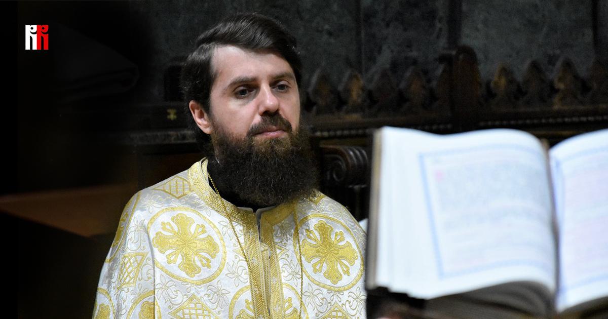 Arhim. Benedict Vesa – Predică la Nașterea Maicii Domnului