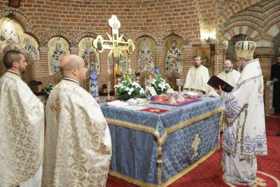 """Deschiderea noului an şcolar la Seminarul Teologic Liceal Ortodox """"Sfântul Iosif Mărturisitorul"""" din Baia Mare"""