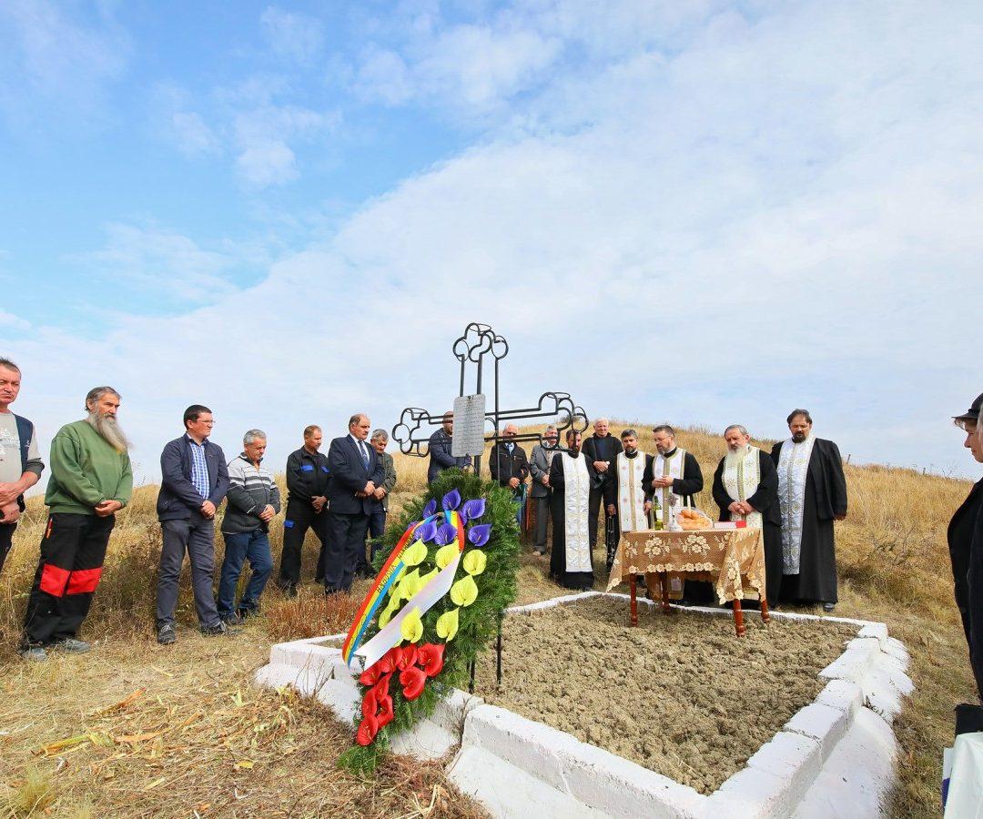 Martirii de la Hărcana comemoraţi la 75 de ani de la moartea lor