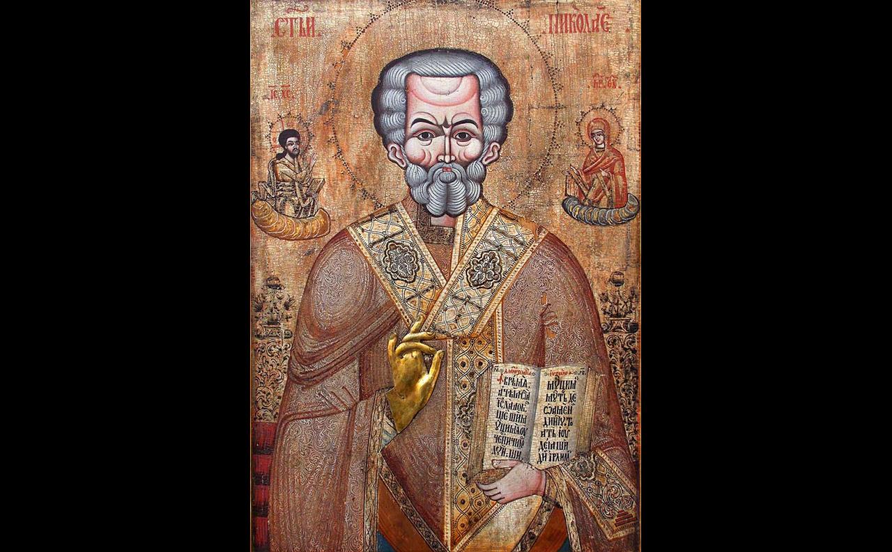 Acatistul Sfântului Ierarh Nicolae