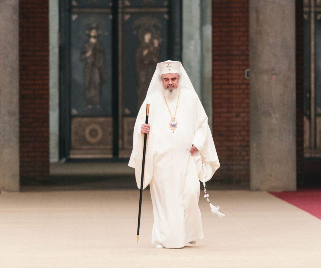 De 12 ani Patriarhul României
