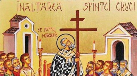 Agenda ierarhilor din Mitropolia Clujului de Praznicul Înălțării Sfintei Cruci