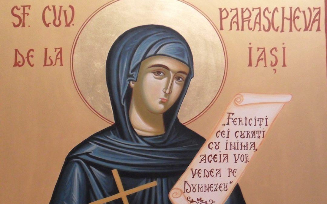 Agenda ierarhilor din Mitropolia Clujului la Sărbătoarea Sfintei Cuvioase Parascheva
