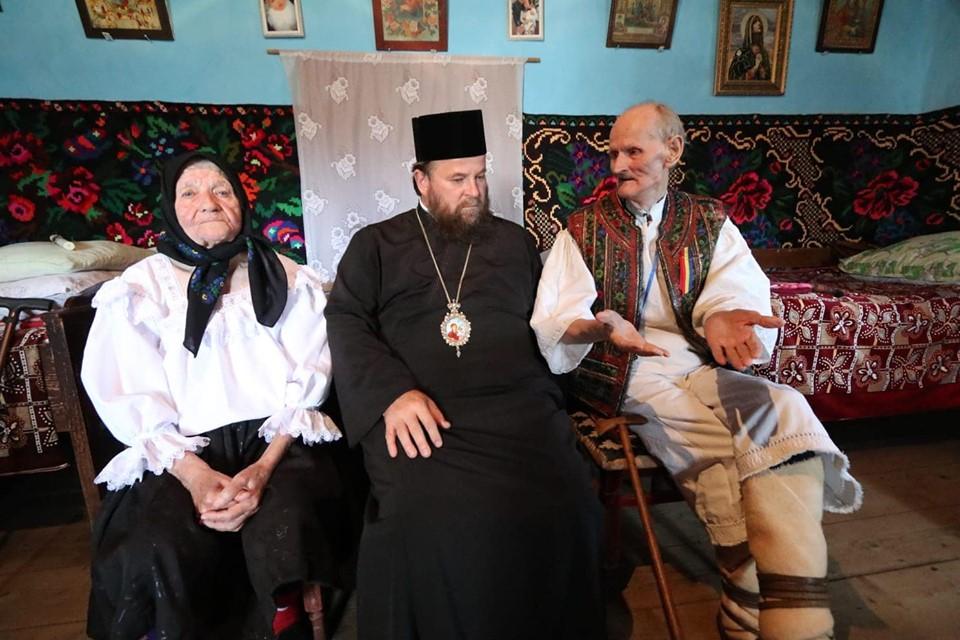 """Crucea """"Justinian Arhiepiscopul"""" pentru cel mai emblematic maramureşean"""