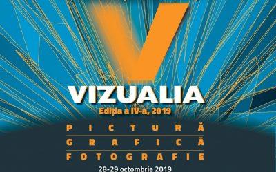 """Lucrări de pictură, grafică şi fotografie, expuse la Cluj-Napoca, în cadrul Festivalului Naţional Studenţesc """"Vizualia"""""""