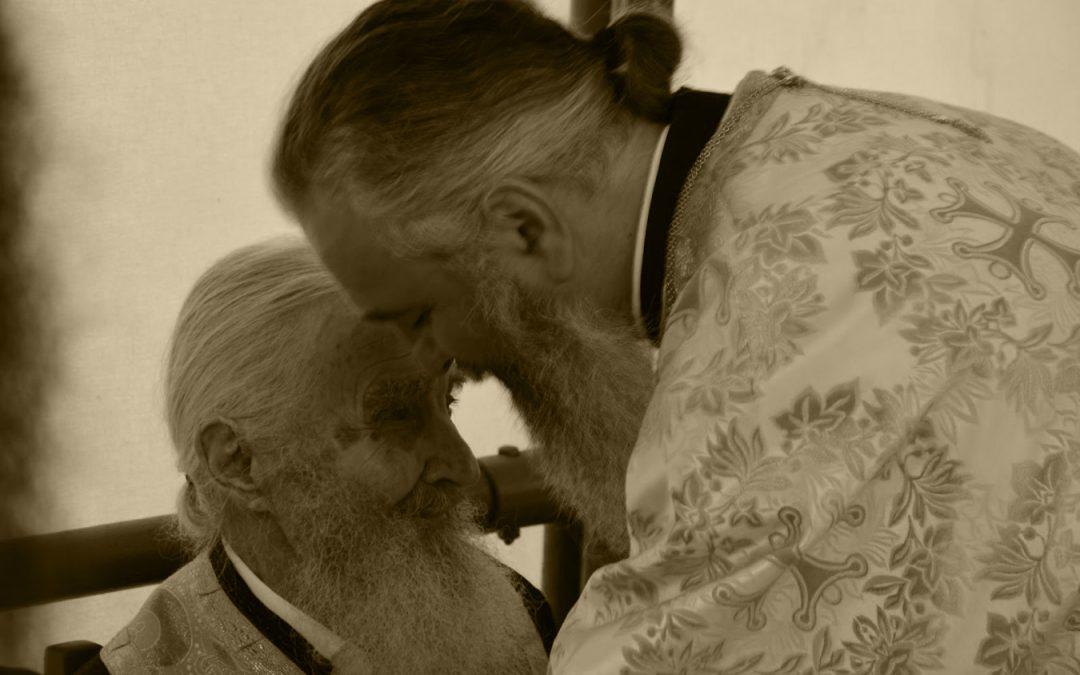 Arhim. Dumtru Cobzaru – Cuvânt la trecerea la Domnul a Părintelui Serafim Măciucă