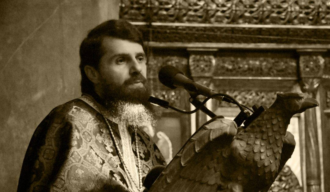 Arhim Benedict Vesa – Predică la Duminica a 27-a după Rusalii (Tămăduirea femeii gârbove)
