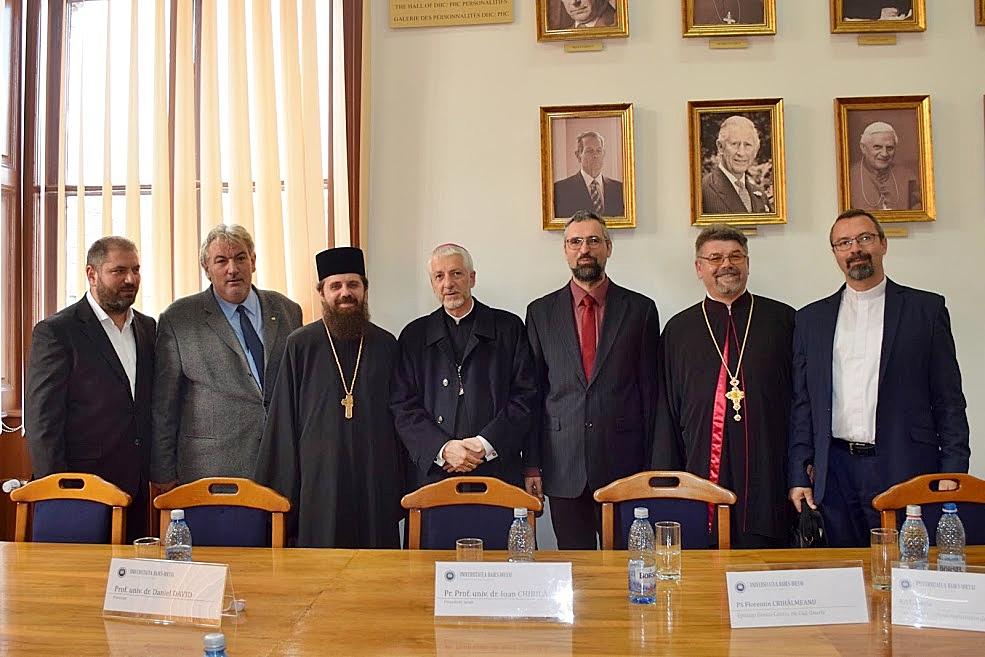 UBB a înființat un Centru de Studii Patristice și Literatură Creștină Antică