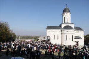 Târnosirea bisericii Mănăstirii Măriuş, Protopopiatul Satu Mare