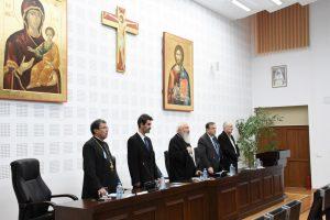 Teologi şi oameni de ştiinţă discută la Cluj-Napoca despre importanța dialogului dintre teologie, filosofie și știință