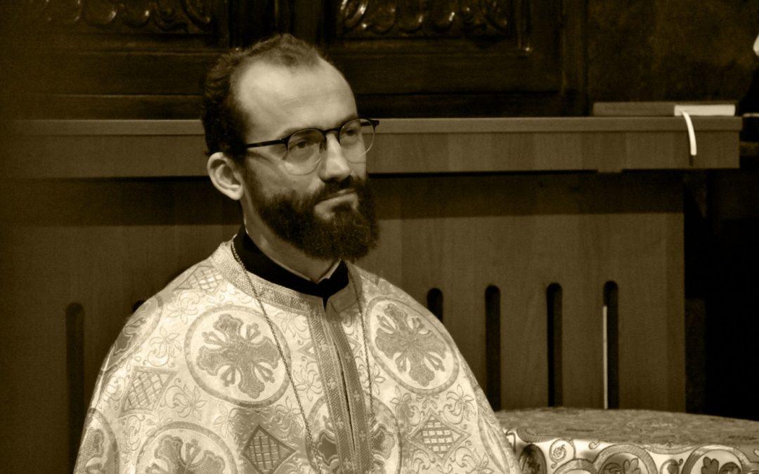 Pr. Liviu Vidican-Manci – Predică la Sfinții Mărturisitori Ardeleni