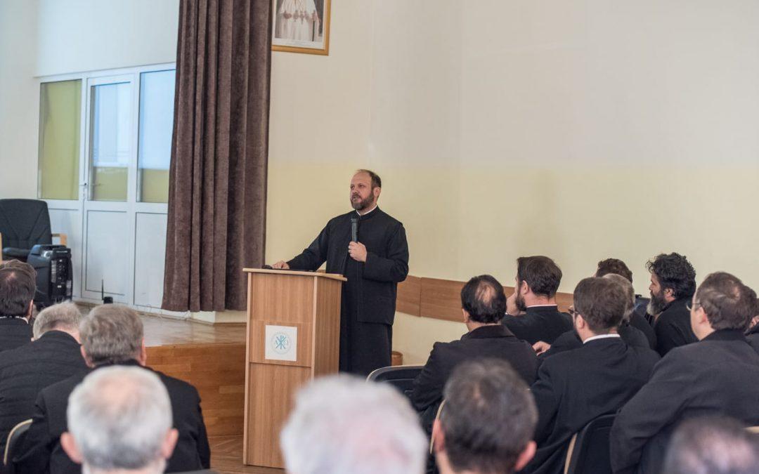 Întâlnire de lucru a preoților clujeni