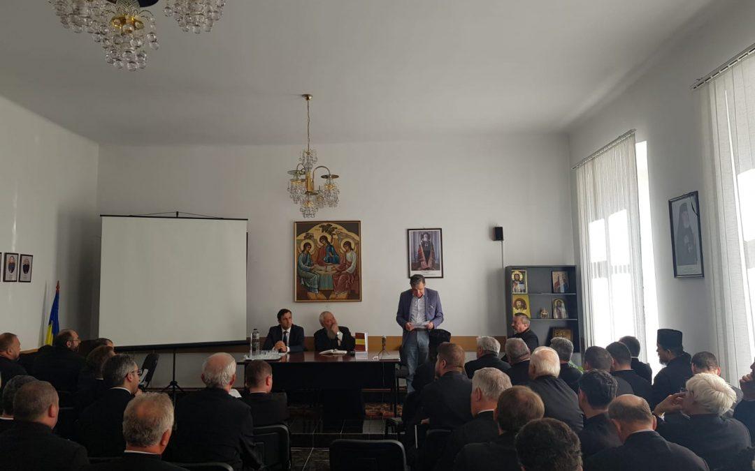 Conferința preoțească de toamnă în Protopopiatul Bistrița