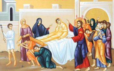 Hristos-Fiul vorbește unei inimi de mamă