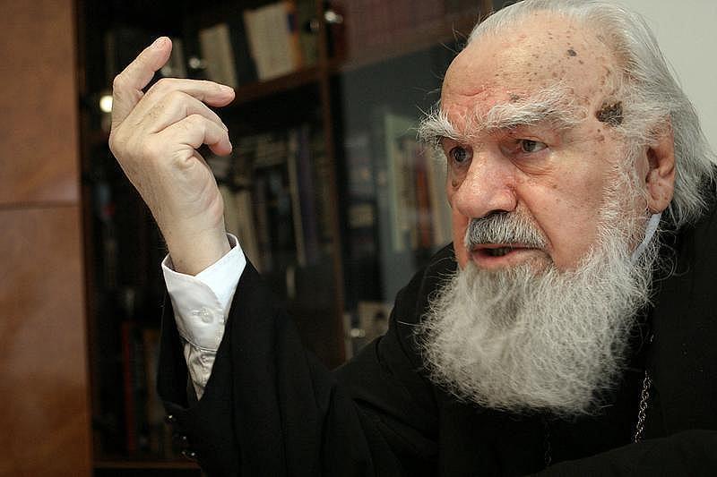 Moştenirea Mitropolitului Bartolomeu | Arhim. Dumitru Cobzaru