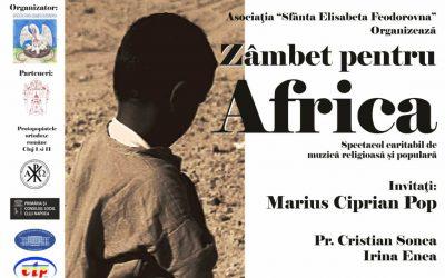 Concert caritabil la Cluj-Napoca, pentru comunitățile ortodoxe din Africa