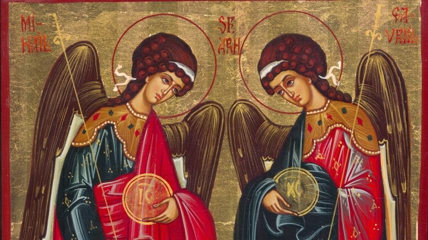 Agenda ierarhilor din Mitropolia Clujului, de  sărbătoarea Sfinților Arhangheli Mihail și Gavriil