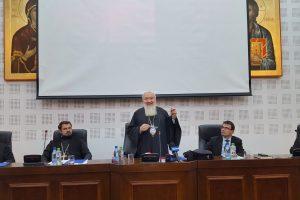 Sfânta Scriptură și Patriarhii Nicodim și Iustin, subiectul conferinței de toamnă a preoților din Protopopiatele Cluj I si II