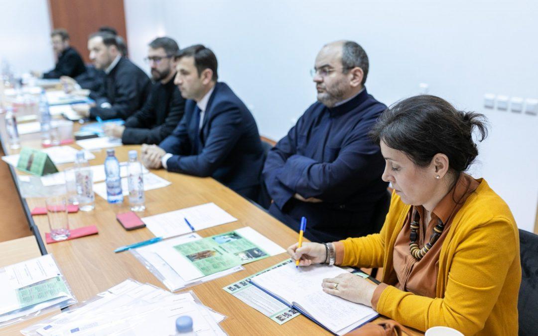 Proiect dedicat persoanelor private de libertate, propus de consilierii sociali din Patriarhia Română