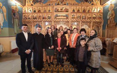 Corul Parohiei Subcetate din Bistrița a împlinit trei ani de la înființare