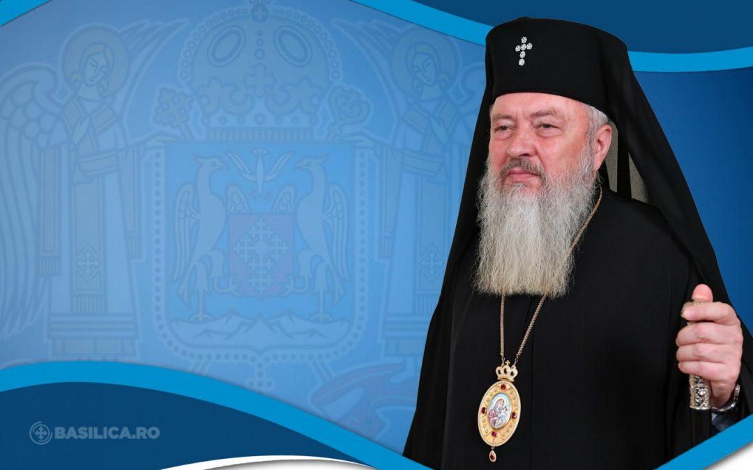 Sfântul Apostol Andrei este ocrotitorul spiritual al Părintelui Mitropolit Andrei al Clujului