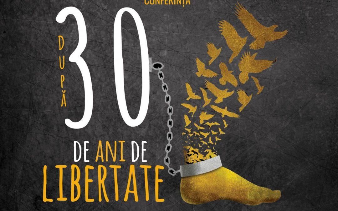 Condiția libertății în România, dezbătută la Cluj-Napoca de Radu Preda și Sorin Lavric
