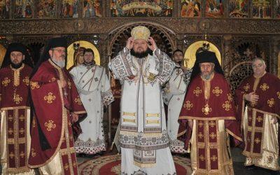 Sfântul Andrei Șaguna, ocrotitorul paraclisului de iarnă al Mănăstirii sălăjene Bobota