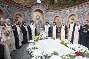 Arhiepiscopul Justinian, pomenit la trei ani de la trecerea în veșnicie