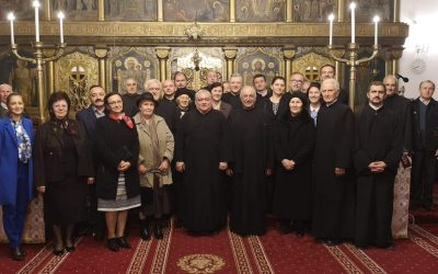Despre Preoție, tema Cercului preoțesc Ilva Mică, întrunit la Lunca Ilvei