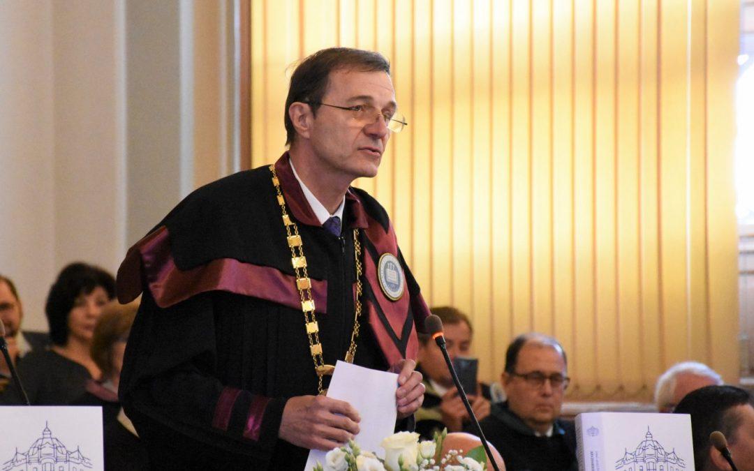Acad. Ioan Aurel Pop – Discurs cu prilejul centenarului Universităţii Babeş-Bolyai