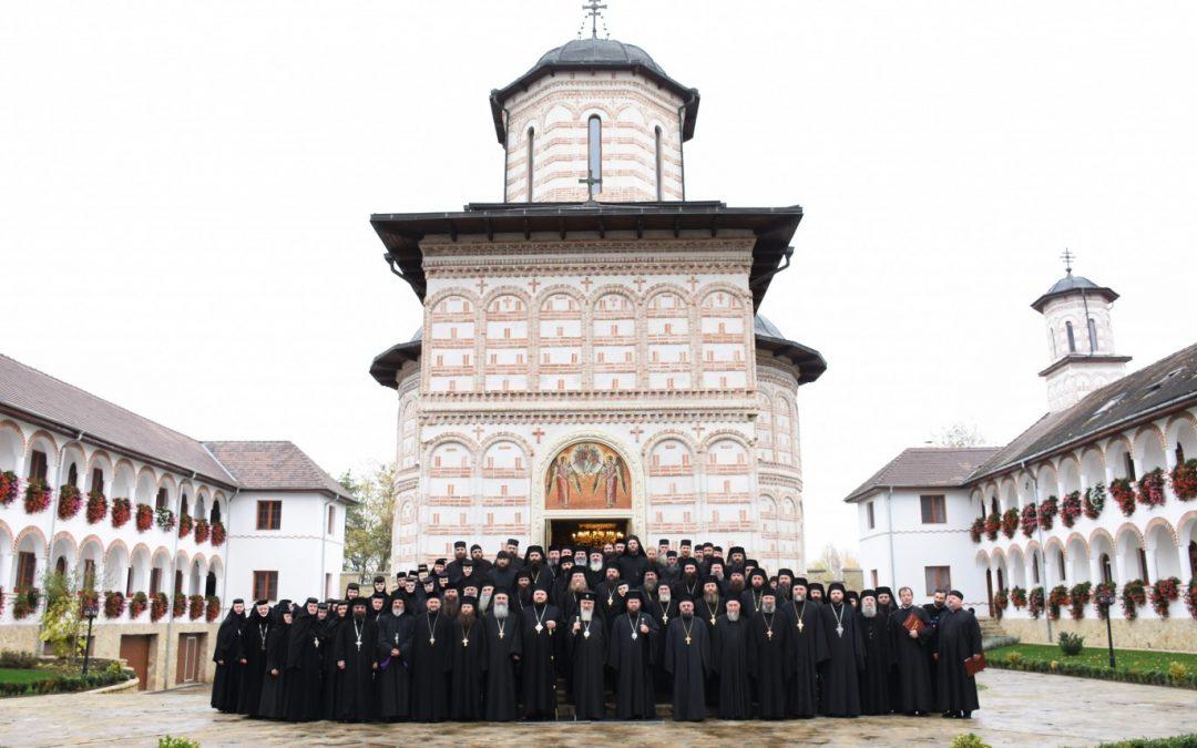 Sinaxă monahală în Mitropolia Clujului, Maramureșului și Sălajului