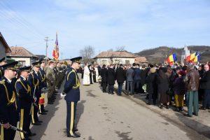 Mitropolitul Clujului a sfințit monumentul eroilor din Parohia Fodora