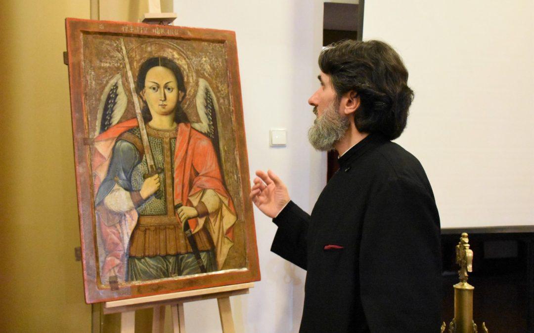 """""""Învierea unei icoane"""", tema unei noi seri culturale, la Muzeul Mitropoliei Clujului"""